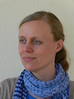 Donata Hellbrück - Heileurythmistin